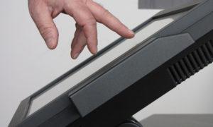 Registratore Di Cassa Touch Screen