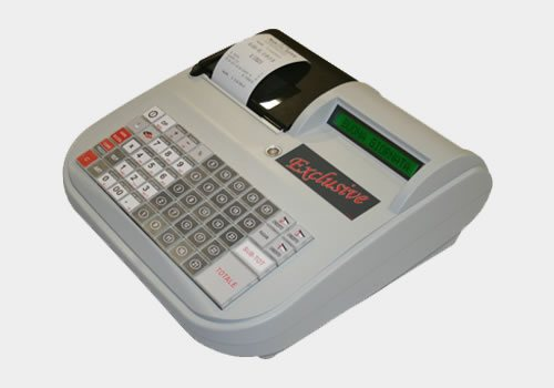 Noleggio Registratori Di Cassa Statuario - DCF System è specializzata nell'Affitto di Registratore Di Cassa a Roma e Provincia